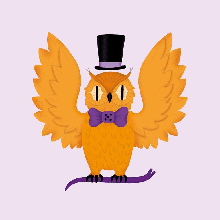 owl sqare