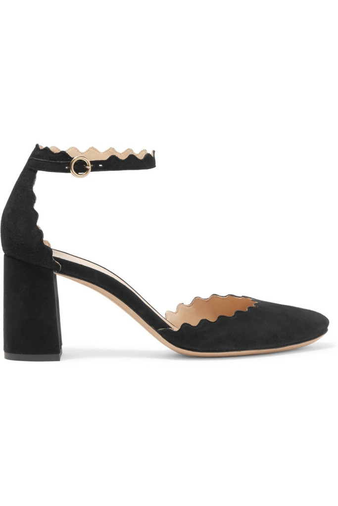 A good height (3 inches), so pretty and they are sturdy, ideal for busy summer days in the city