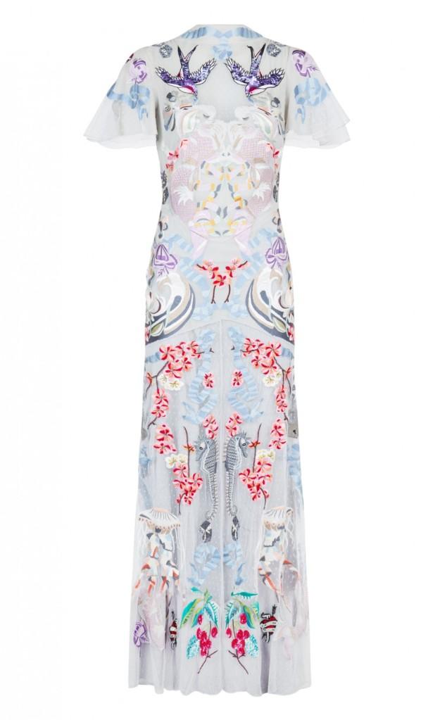 Alice Temperley Long Sail Dress £2,295