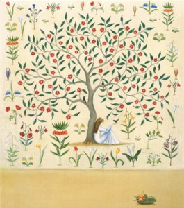 Rebecca Campbell - A Bird in the Hand is Worth Two in the Bush - £2.25