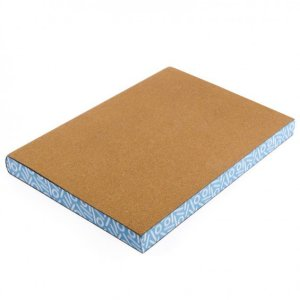 Ohh Dear Blue Dash Notebook